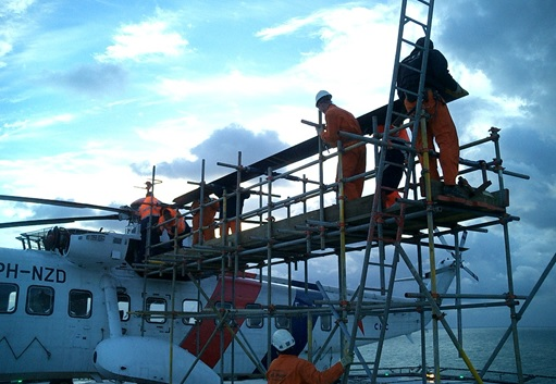 scaffolding image