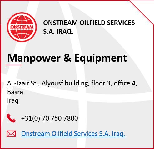 onstream iraq contact image